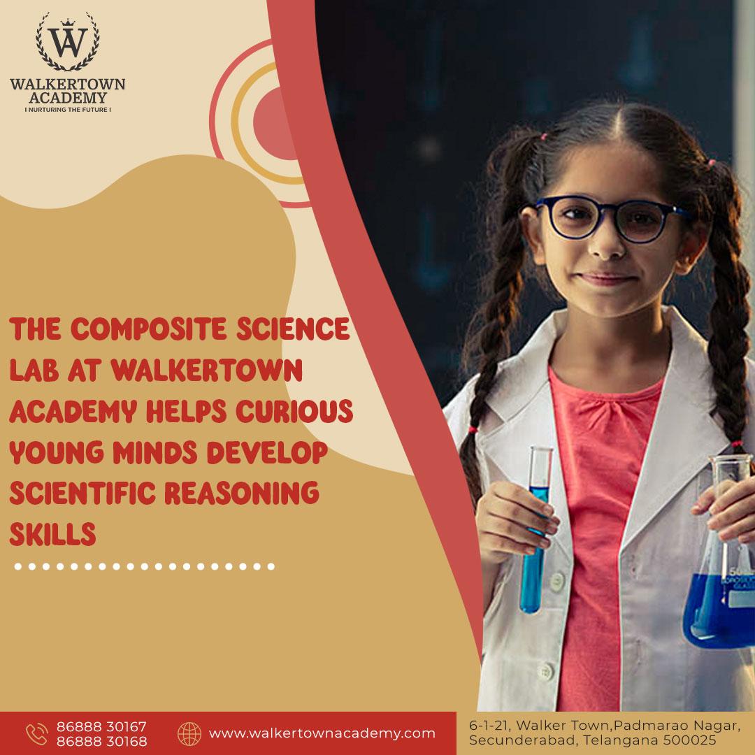 Play School in Secunderabad - Walkertown Academy