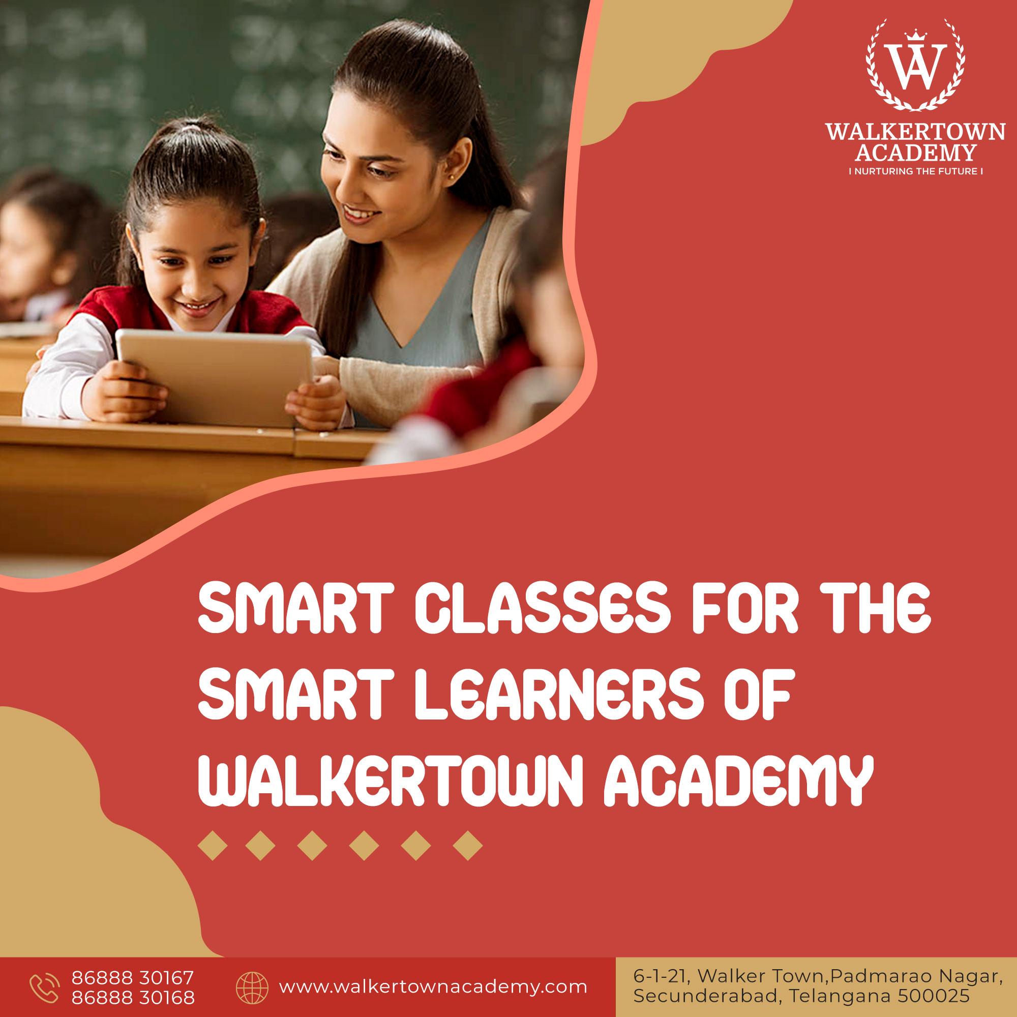 Pre-Primary School in Secunderabad -Walkertown Academy