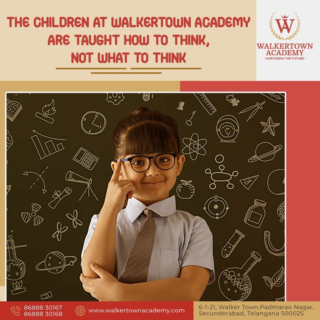 Pre-Primary School in Secunderabad-Walkertown Academy