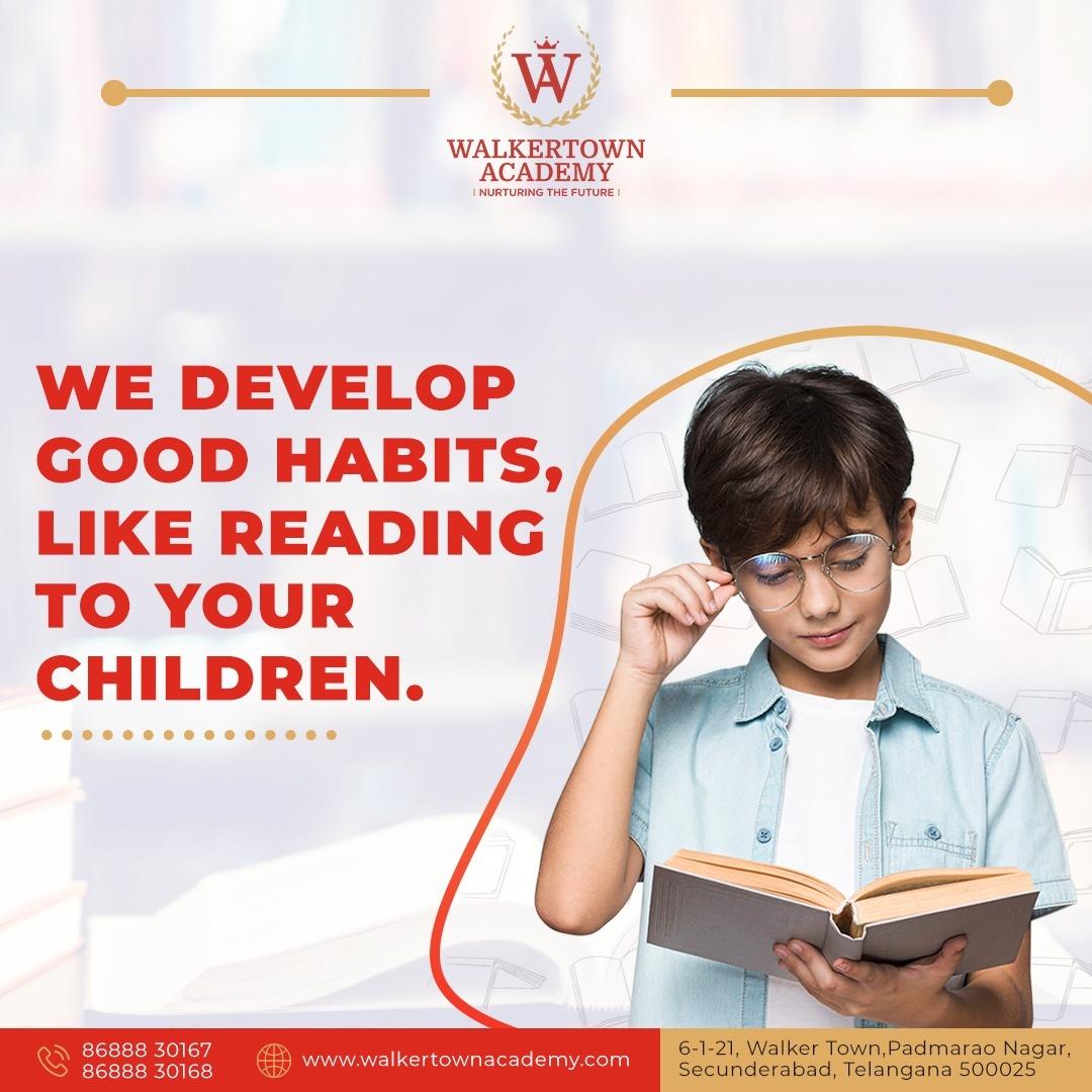 Primary School In Padmarao Nagar Walkertown Academy