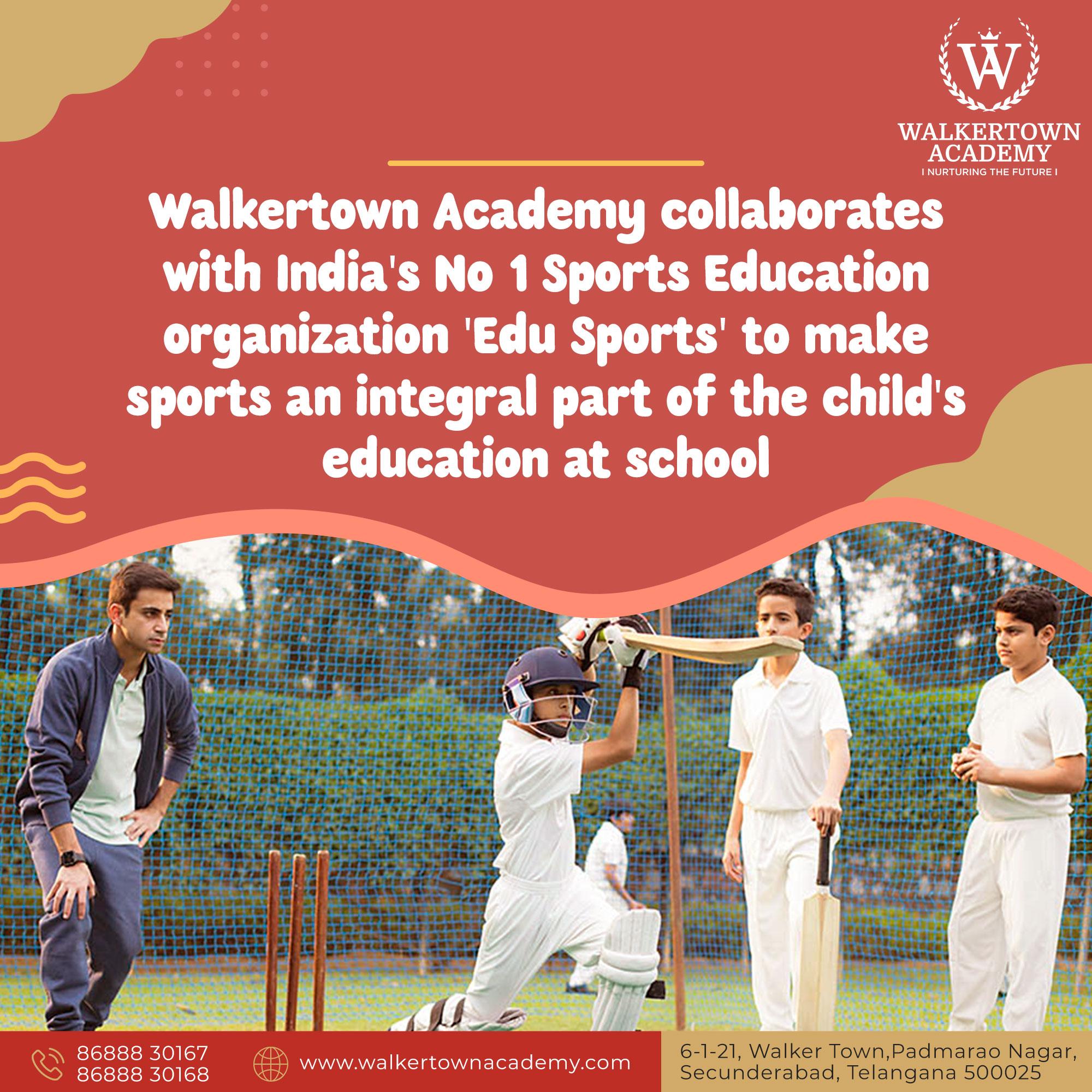 Primary School in Secunderabad -Walkertown Academy