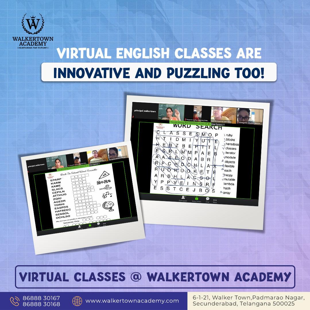 Primary School in Secunderabad - Walkertown Academy