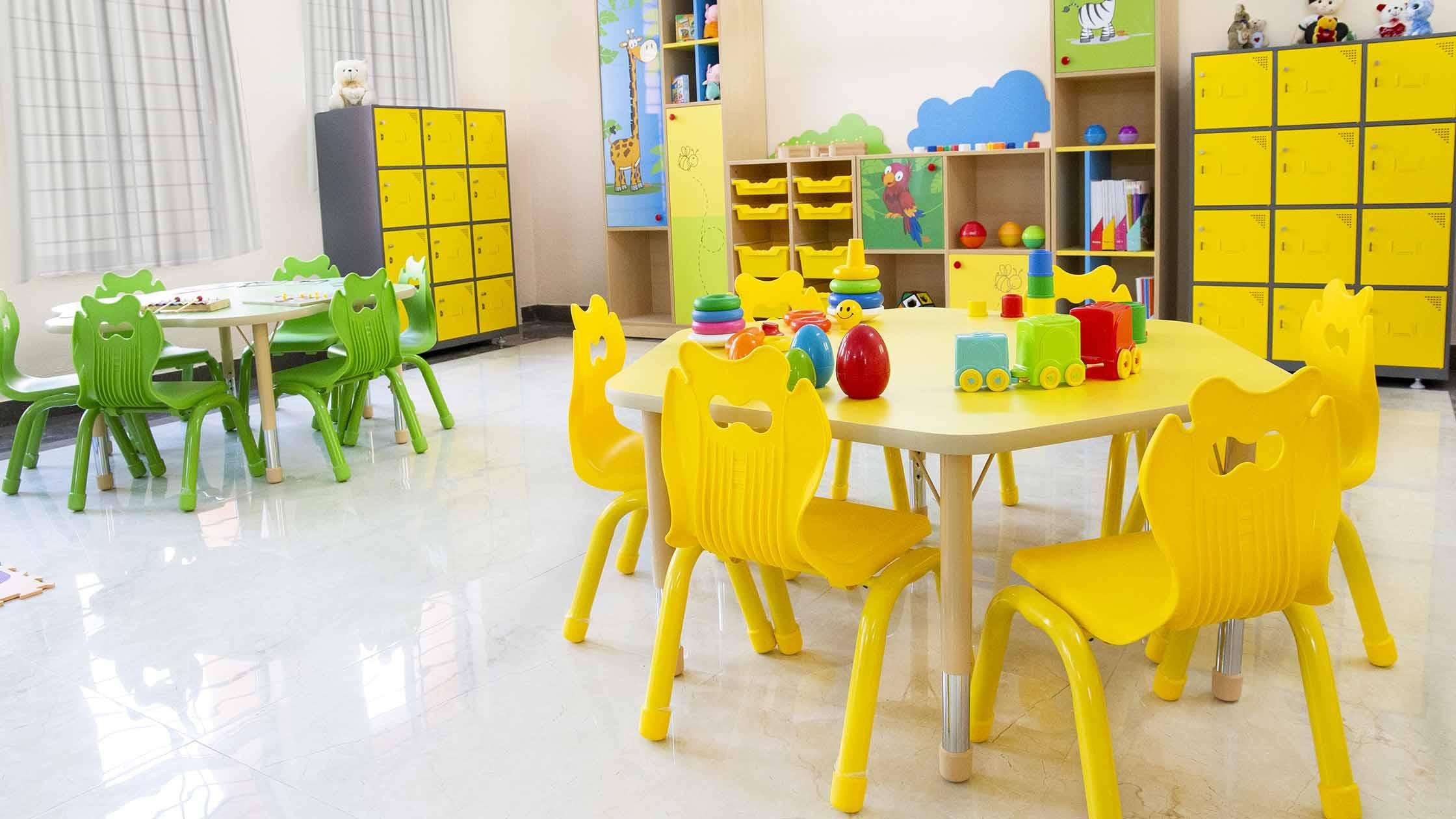 Walkertown Academy - Cbse School in secunderabad - Class interior