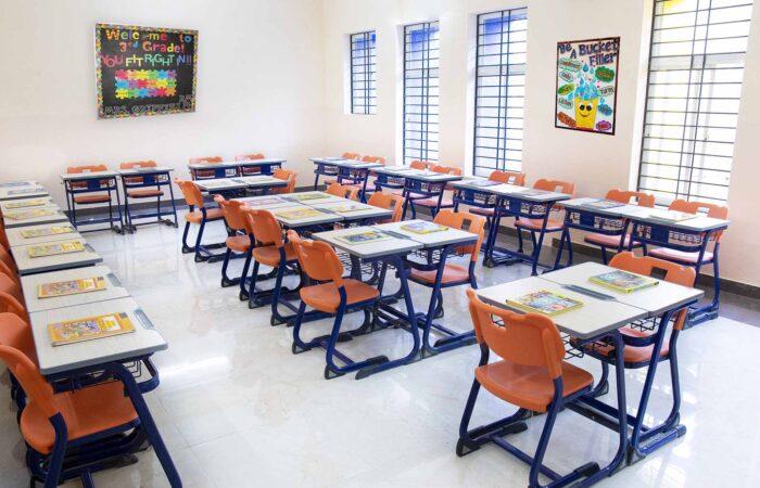 Walkertown Academy - Cbse School in secunderabad - Classroom