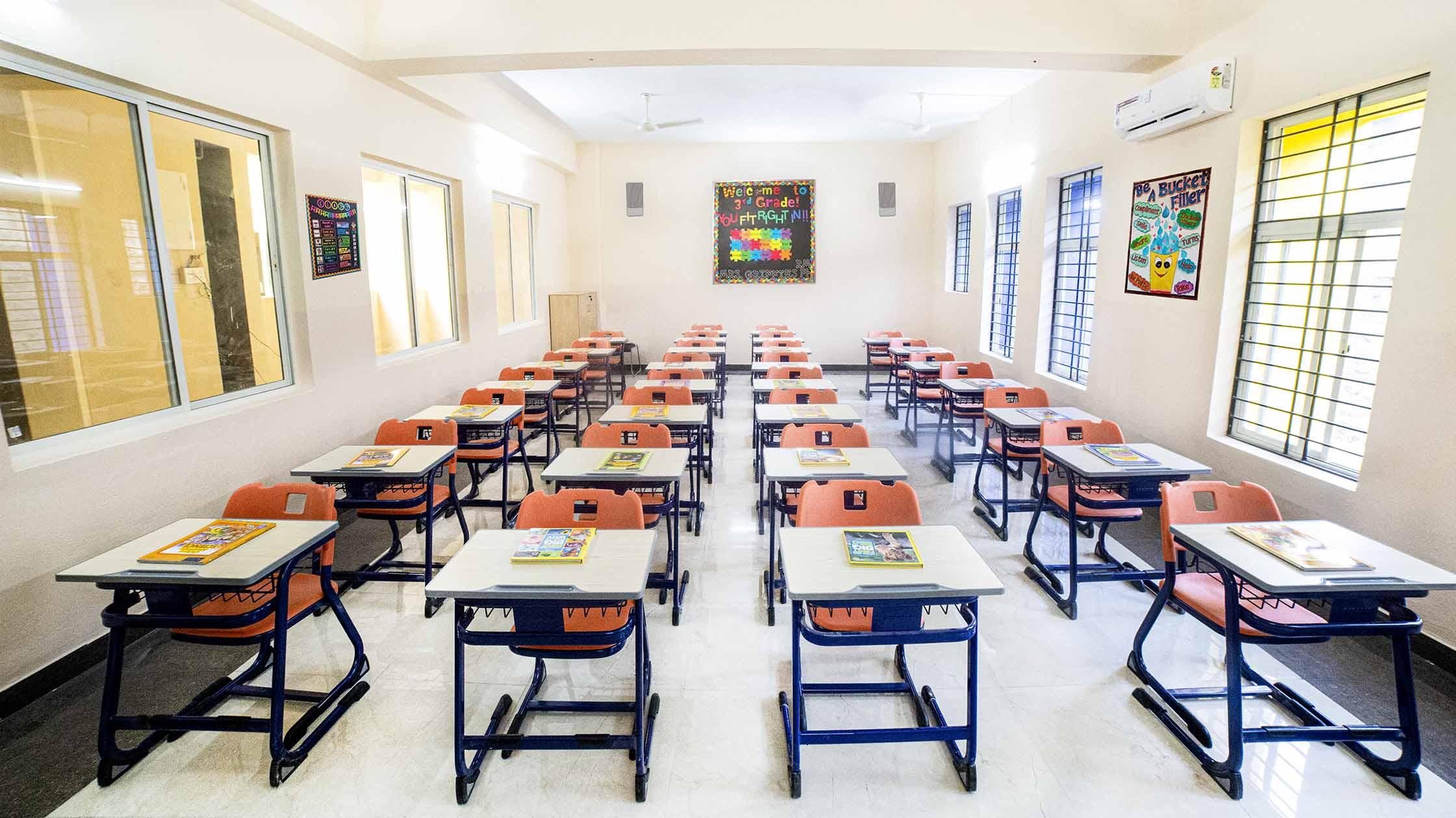 Walkertown Academy - Cbse School in secunderabad - interior